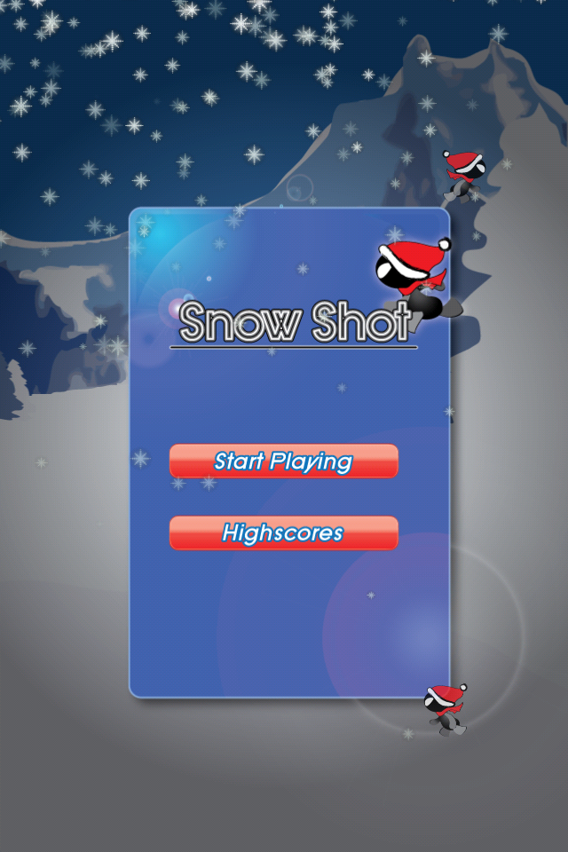 Screenshot Snow Shot