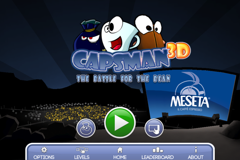 Screenshot Capsman 3D